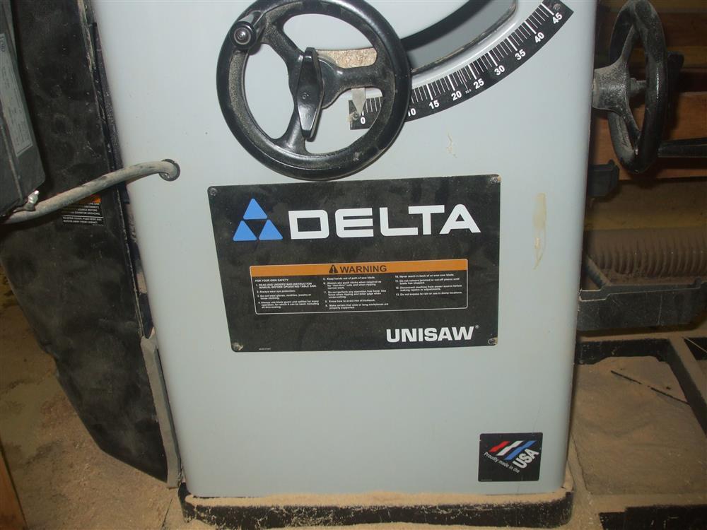 Image Delta Unisaw 693158