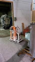 240074 - GALA MUP 8 pelletizing equipment