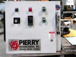 240086 - PIERRY Model S Infrared Dryer, 40""