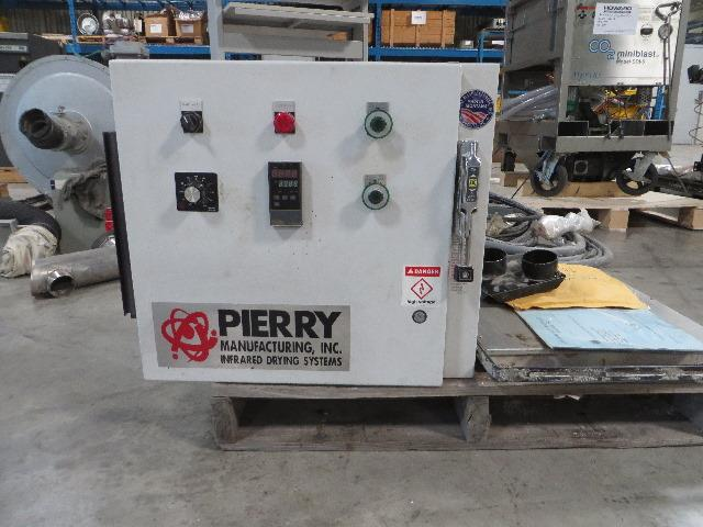 """Image PIERRY Model S Infrared Dryer, 40"""" 709276"""