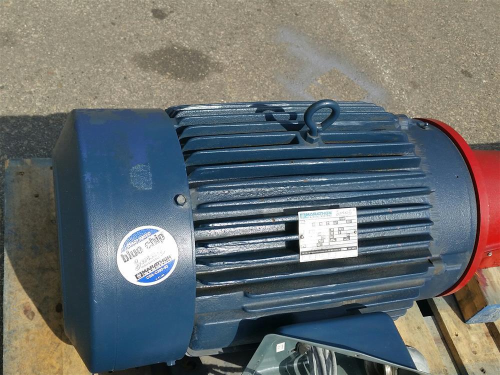 Image GE OSMONICS Tonkaflow RO System Pump Water Treatment System T&T (2) 695611