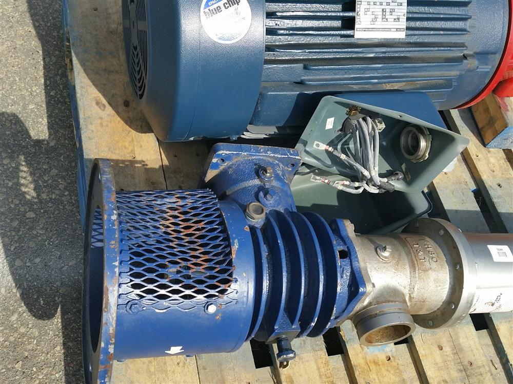Image GE OSMONICS Tonkaflow RO System Pump Water Treatment System T&T (2) 695602