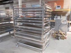 240092 - 57in x 30in Cart Stainless Steel 2 Available