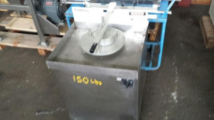 FOOD TOOLS Stainless Steel Crumb Spreader- Former with Electric Drive