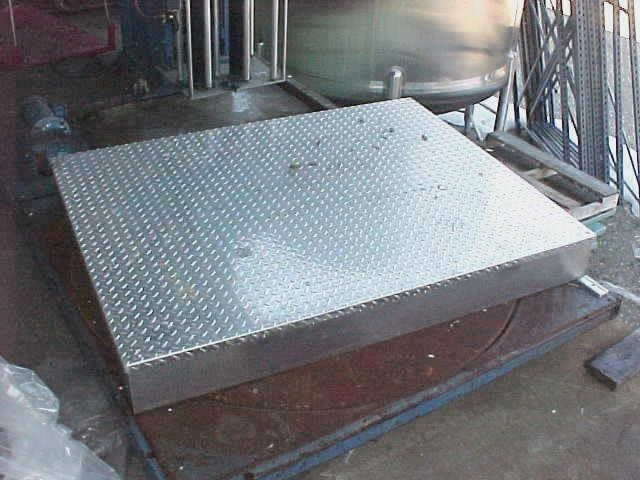 """60"""" L x 45 W Work Platform"""