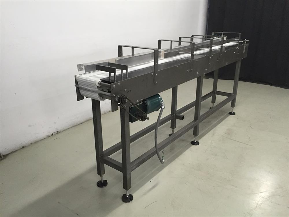 Image 114in L x 8in W HI-SPEED Chain Conveyor 702704