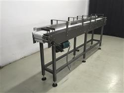 243068 - 114in L x 8in W HI-SPEED Chain Conveyor