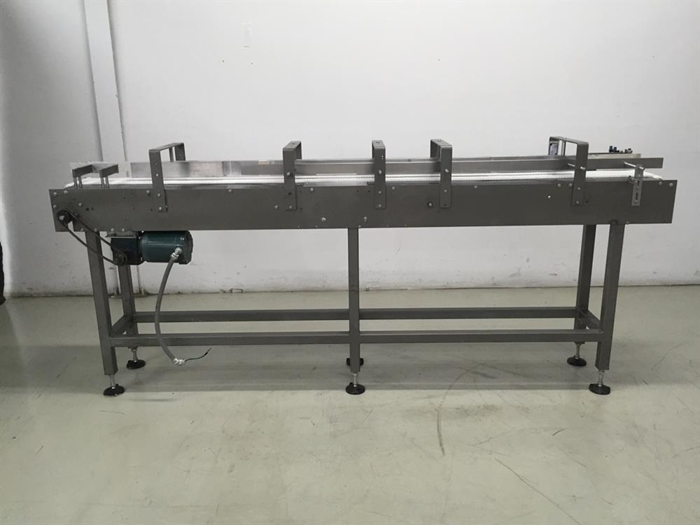 Image 114in L x 8in W HI-SPEED Chain Conveyor 702705