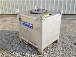 243129 - 350 Gallon LIQUITOTE Stainless Steel Tote