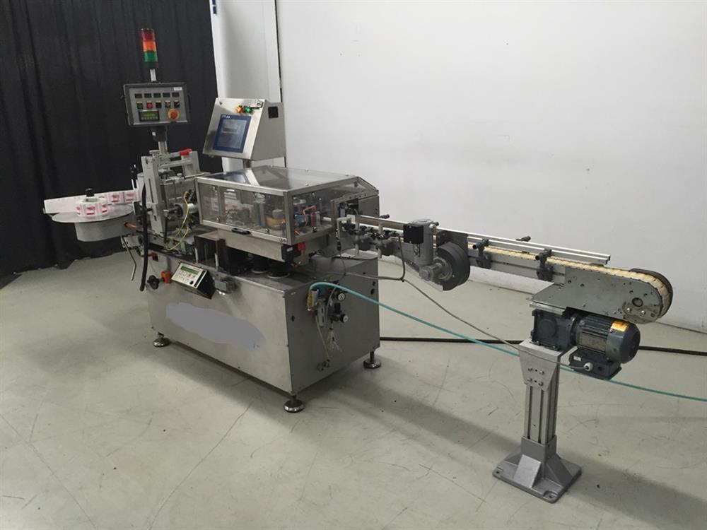 Image DL TECH H400 High Speed Rotary Labeler 703234