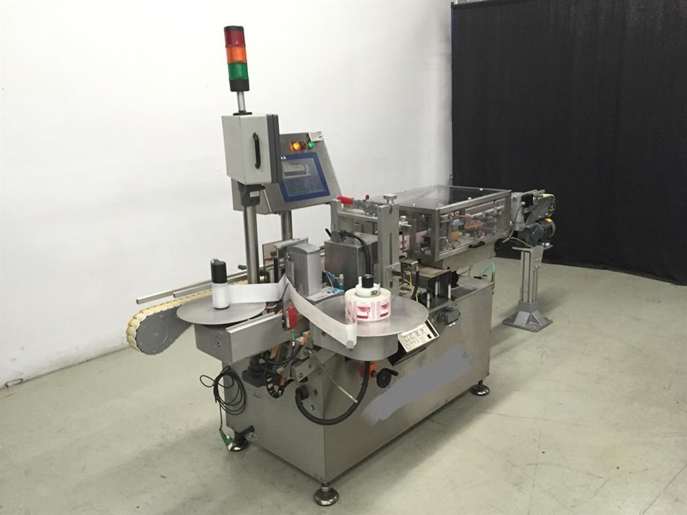 Image DL TECH H400 High Speed Rotary Labeler 703235