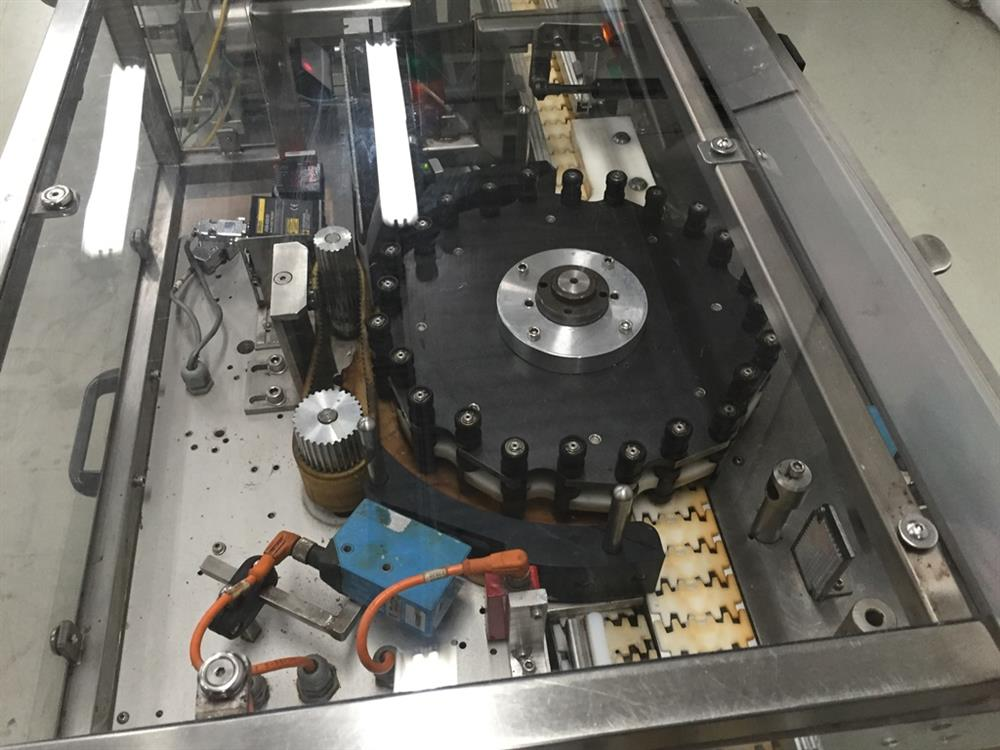 Image DL TECH H400 High Speed Rotary Labeler 703229