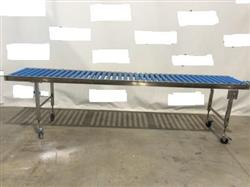243192 - 10Ft Roller Conveyor - 3 Available
