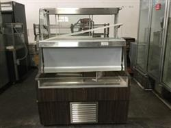243308 - 48 in QBD Refrigerated-Hot Food Merchandiser
