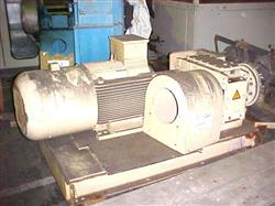 Image 211 Cu Ft LODIGE Continuous or Batch Plow Mixer 704436