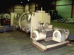 Image 211 Cu Ft LODIGE Continuous or Batch Plow Mixer 704437