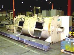 Image 211 Cu Ft LODIGE Continuous or Batch Plow Mixer 704438