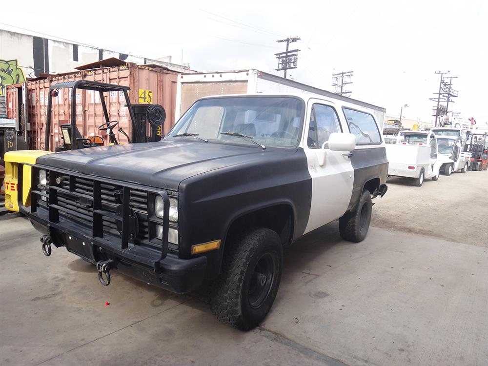 df7b847109 1984 CHEVROLET D10 Mili - 244049 For Sale Used N A