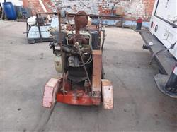 244070 - CLIPPER Concrete Saw