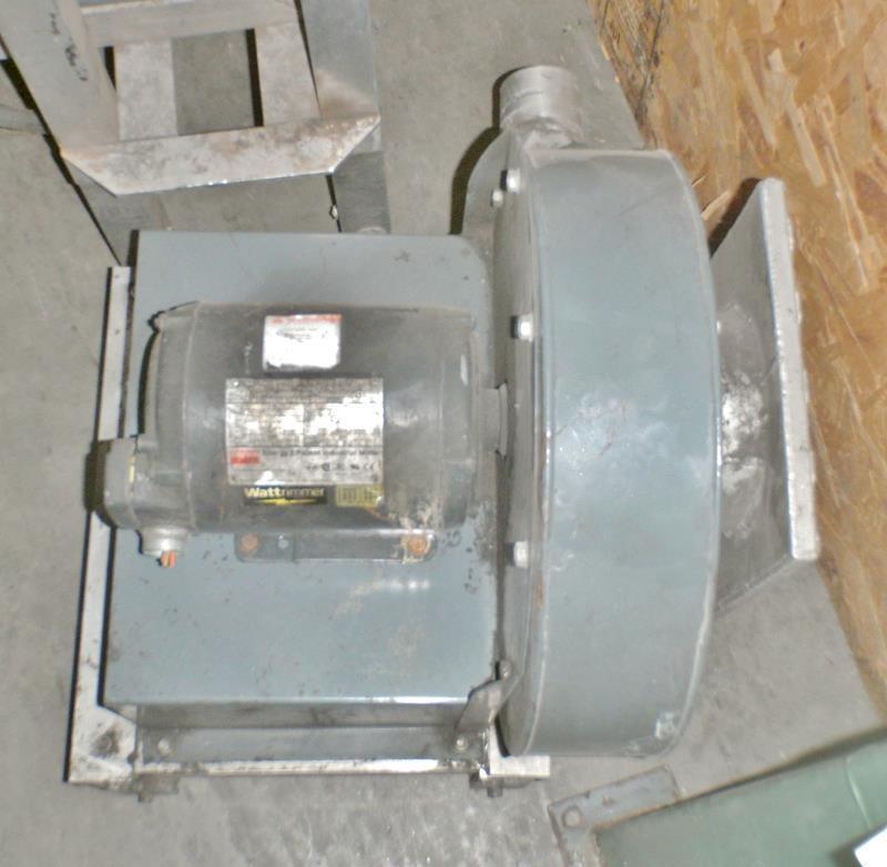Image 3HP DAYTON 4C329 Blower 708891