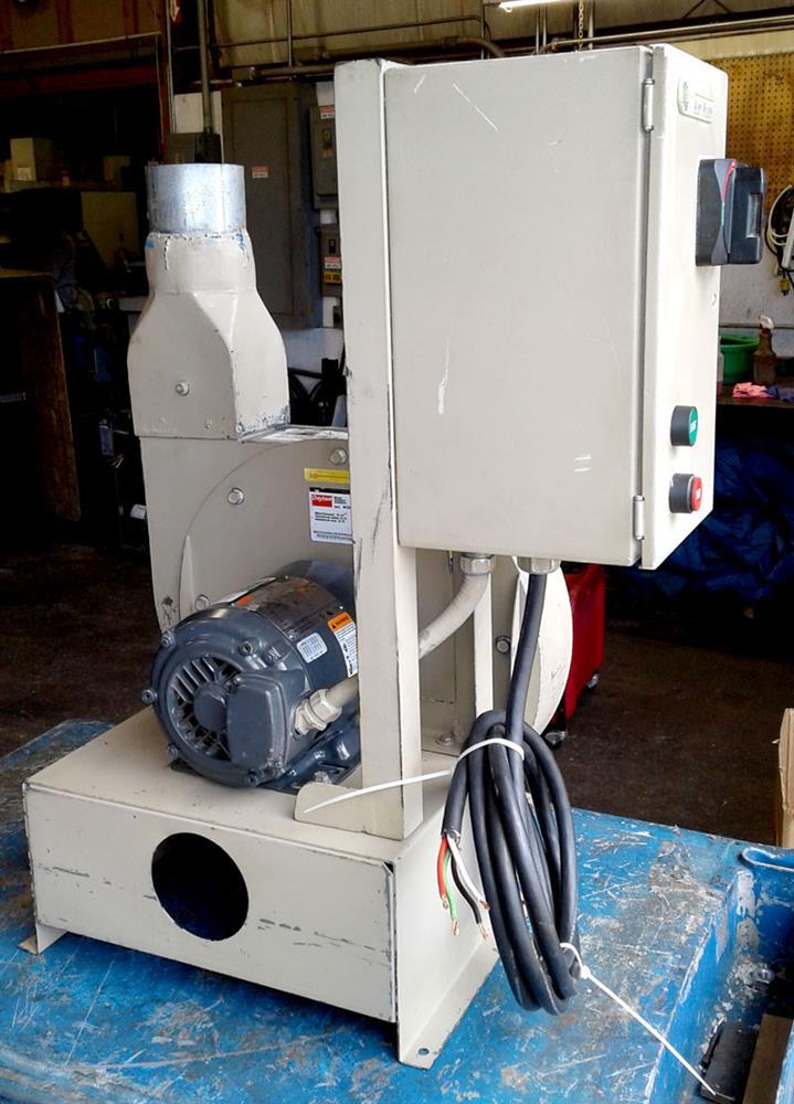 Image 3HP DAYTON 4C329 Blower 1279602