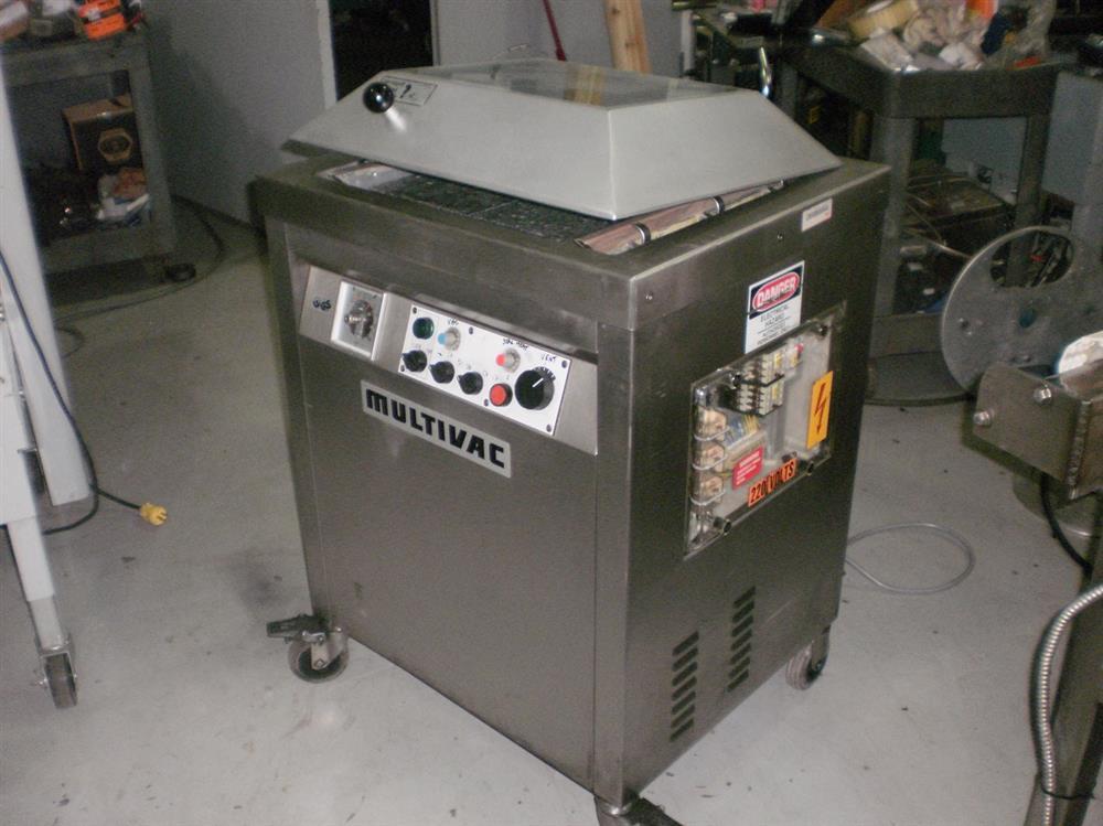Image MULTIVAC Vacuum Sealer 708991