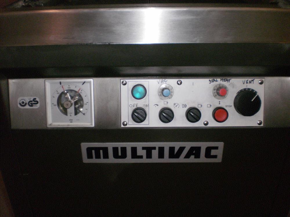 Image MULTIVAC Vacuum Sealer 708992