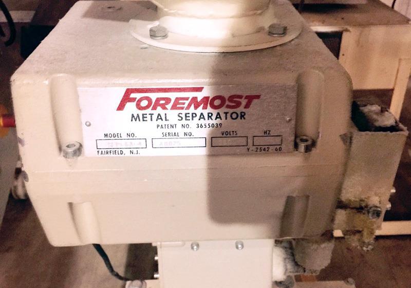 FORMOST VDBL-1000 Vibratory Blender