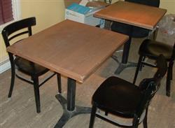 245405 - Tables, Chairs And Stools