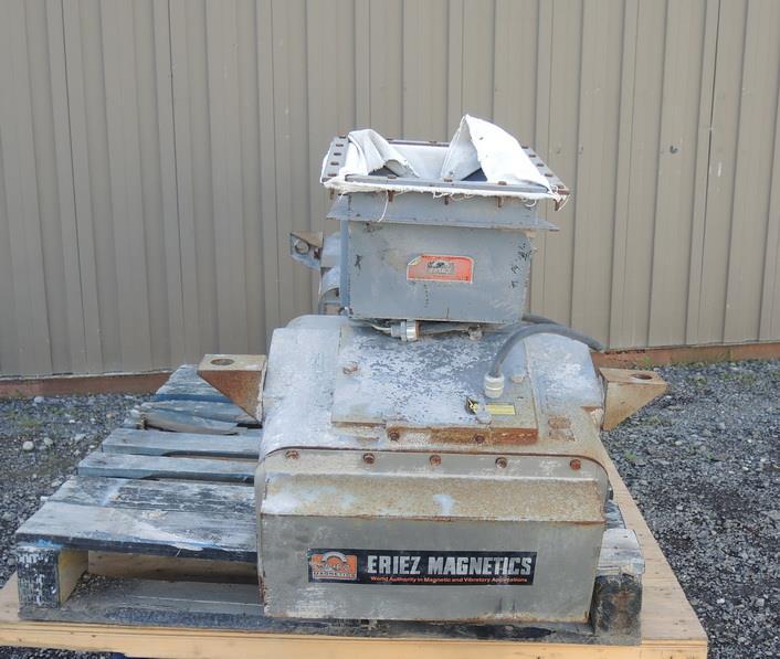 Image ERIEZ Vibratory Feeder - Carbon Steel 712705