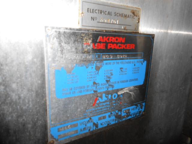 Image MEYER Case Packer 714336