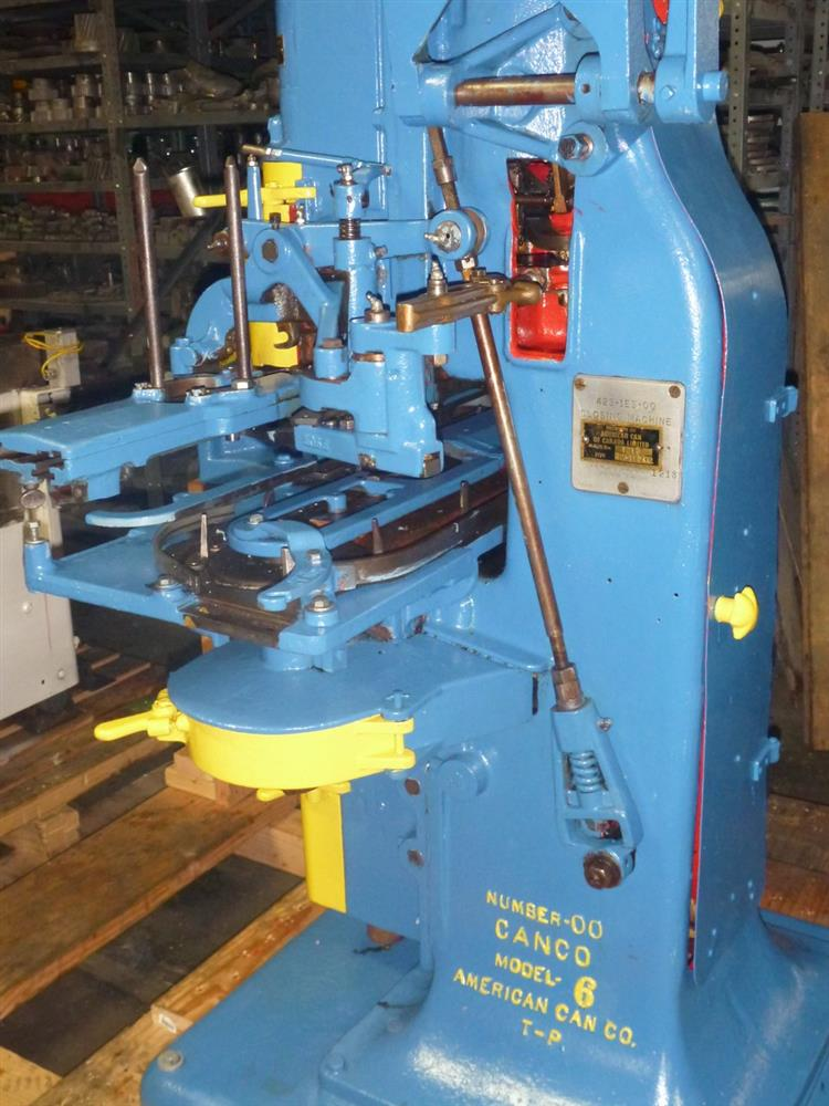 Image CANCO 06 Seamer - 211 diameter 715137