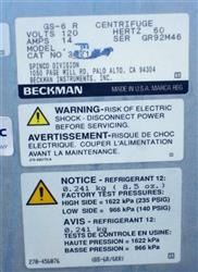 Image BECKMAN Allegra Refrigerated Centrifuge 715202