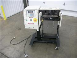 246514 - SHARP Vertical Bagger and Printer