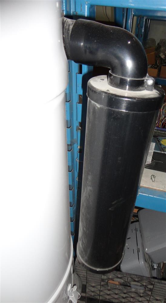 electrolux pu3900c central 246578 for sale used. Black Bedroom Furniture Sets. Home Design Ideas