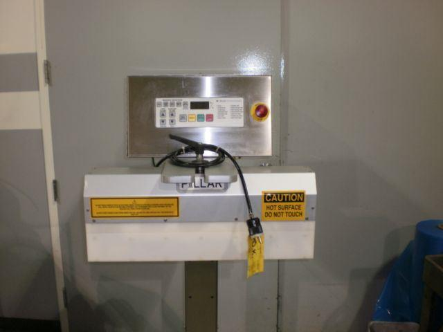 PILLAR Unifoiler Induction Sealer