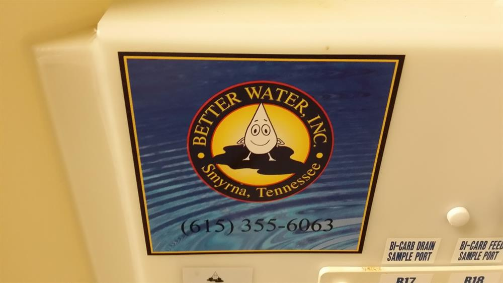 Image BETTER WATER Two Tank Reverse Osmosis System 721579