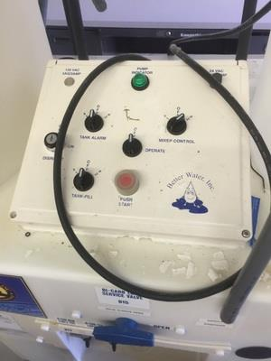 Image BETTER WATER Two Tank Reverse Osmosis System 721604