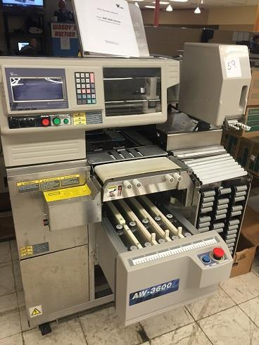 DIGI Automatic Wrapping Sys - 249667 For Sale Used