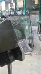 Image DL TECH DLCS-6-77 Stainless Steel Incline Conveyor 726334