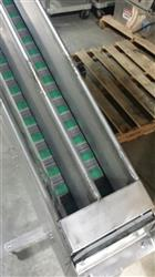 Image DL TECH DLCS-6-77 Stainless Steel Incline Conveyor 726336