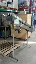 Image DL TECH DLCS-6-77 Stainless Steel Incline Conveyor 726338