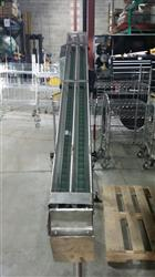 Image DL TECH DLCS-6-77 Stainless Steel Incline Conveyor 726339