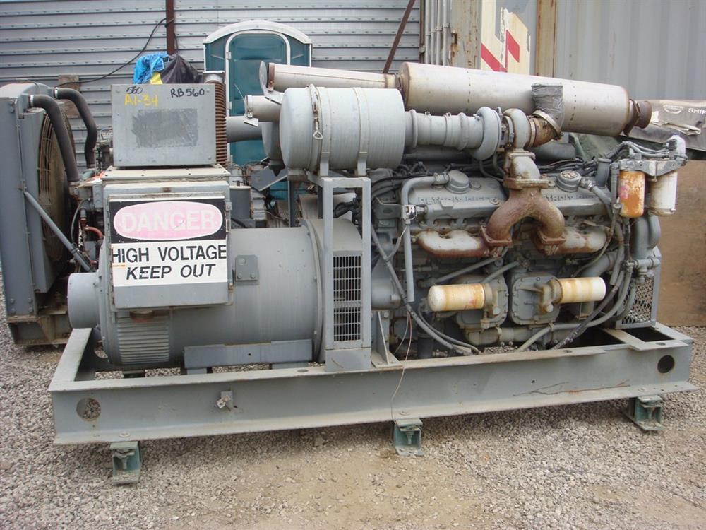 RUDOX Generator