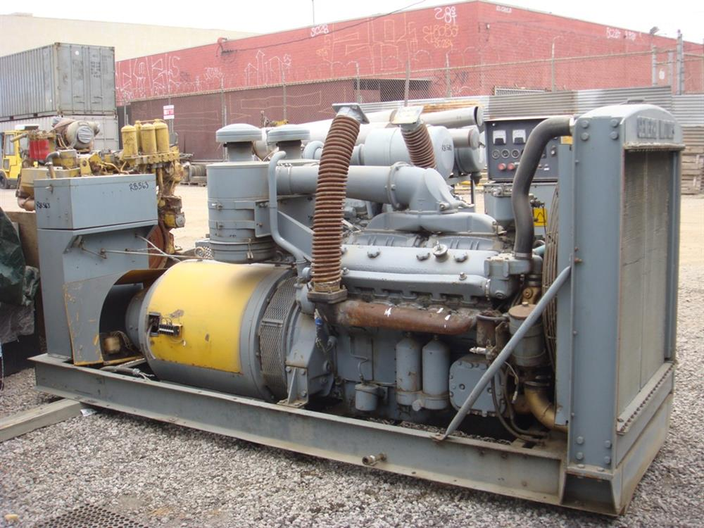KATO Generator Set