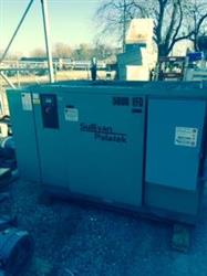 250175 - 50 HP SULLIVAN PALATEK Screw Air Compressor