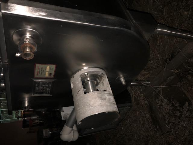 Image 333 Gallon VIATEC-PERMA SAN Blender - Jacketed 1377777