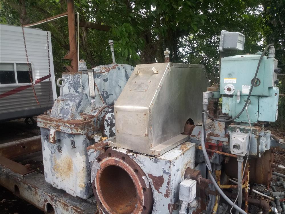 Image 1MW Steam Turbine Generator 1484144