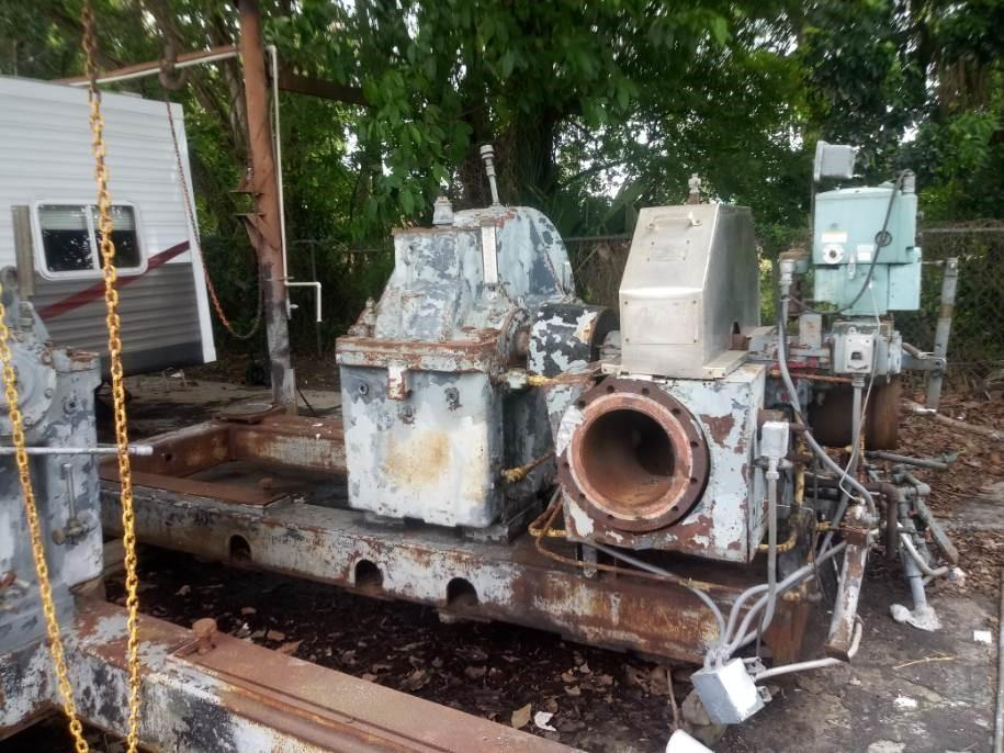 Image 1MW Steam Turbine Generator 1484149