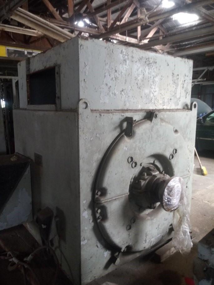 Image 1MW Steam Turbine Generator 1484152